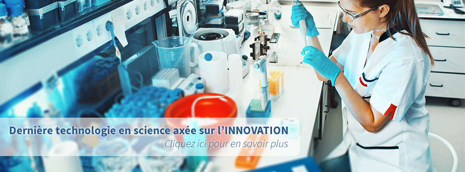 Science Banner