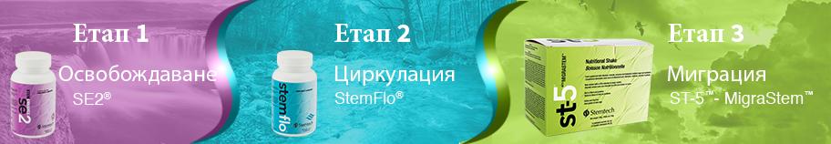 3 Steps Banner